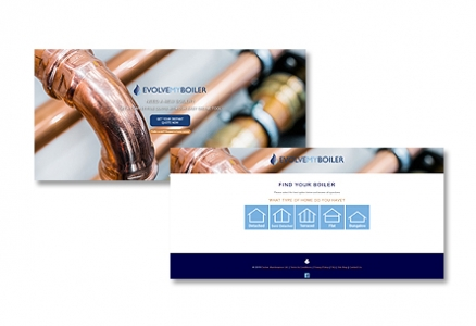 Boiler quote website